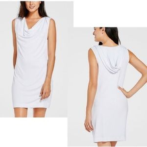 Fabletics Ivana White Cover Up Althletic Dress NWT